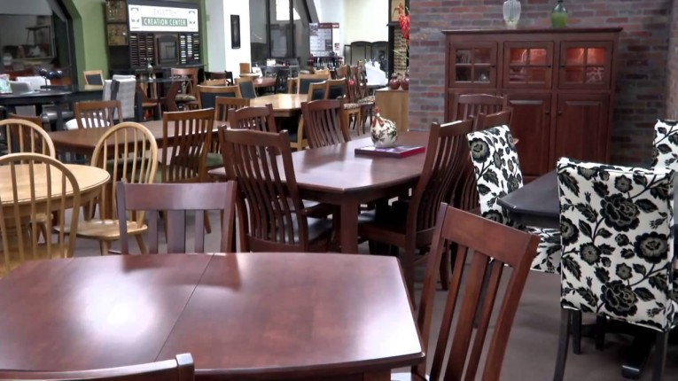 Admirable Dinette Depot With Brown Color