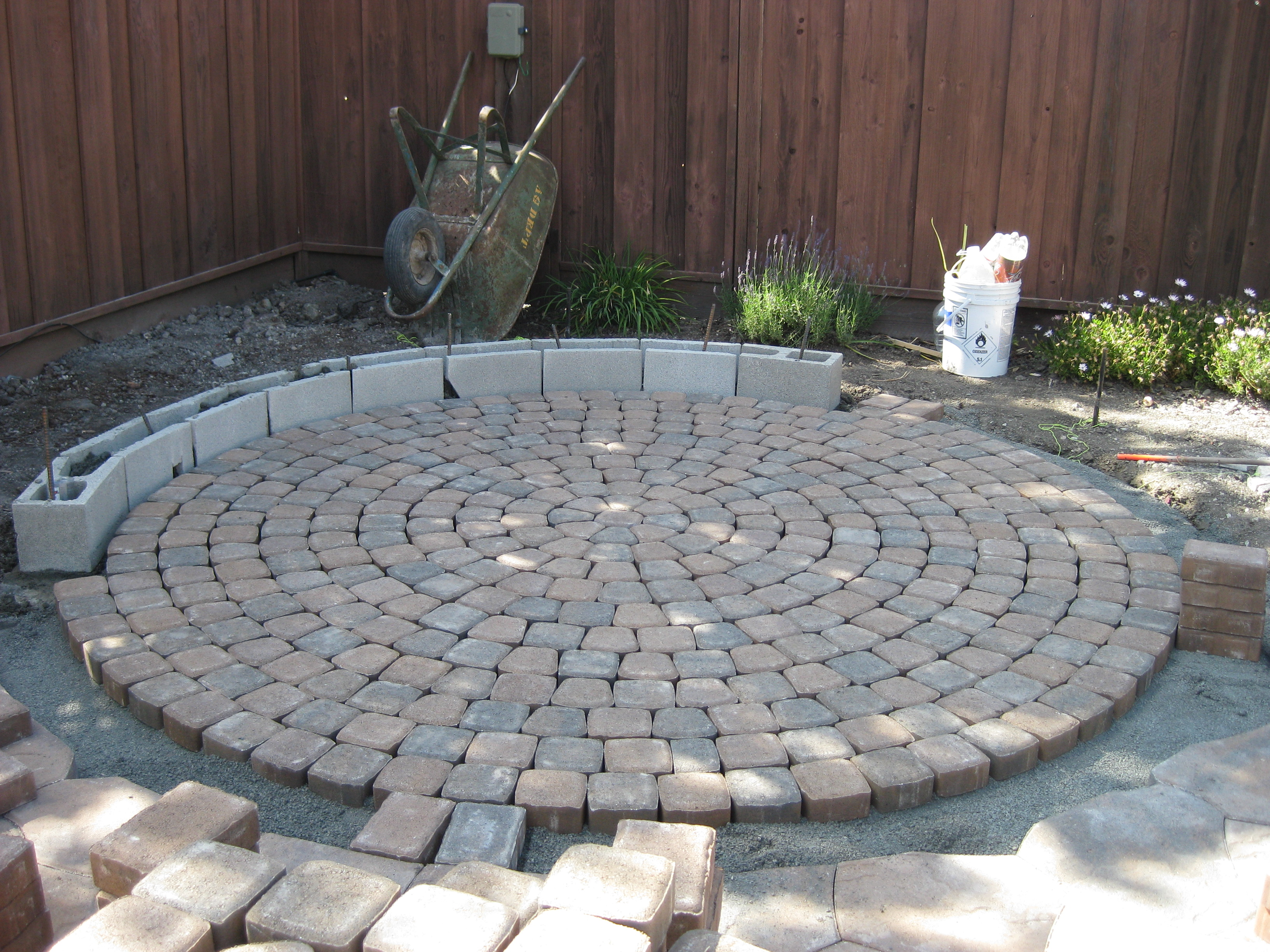 Admirable pavers home depot for outdoor flooring home pavers