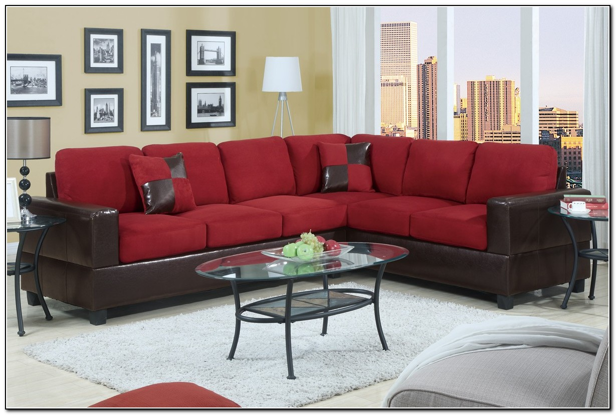 Admirable red sectional sofa covers