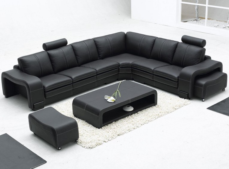 Adorable Design Sofas And Sectionals With Cushion And Laminate Flooring For Living Room Ideas