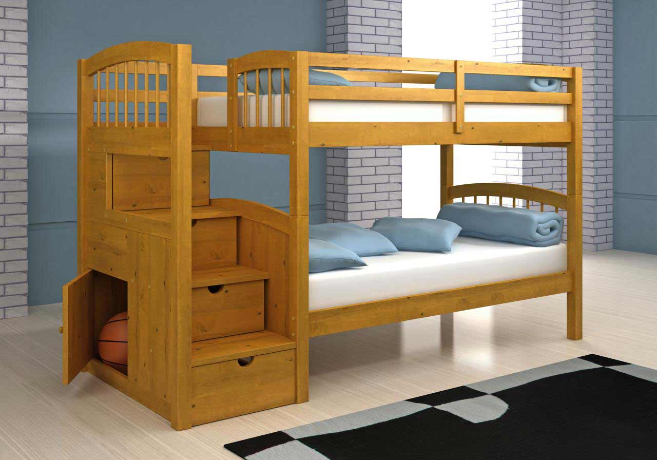Adorable cheap bunk beds for kids with area rugs and laminate flooring combined with picutre on the wall for kids bed room ideas