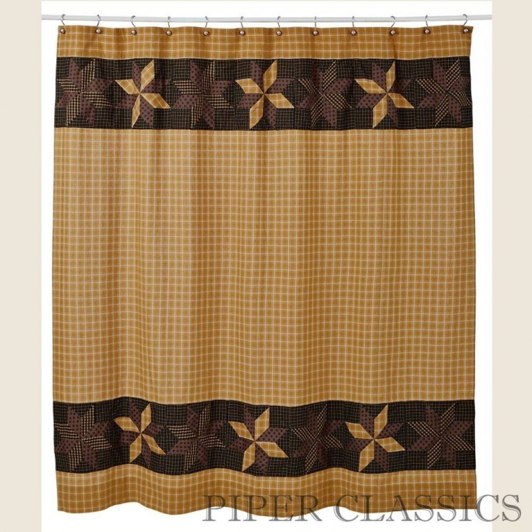Alluring Design Color Bathroom With Burlap Shower Curtain For Make Your Bathroom Interior More Awesome
