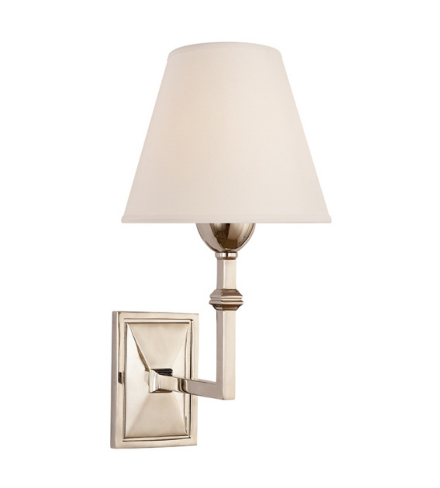 Alluring lamp visual comfort sconces for wall light decorating home ideas