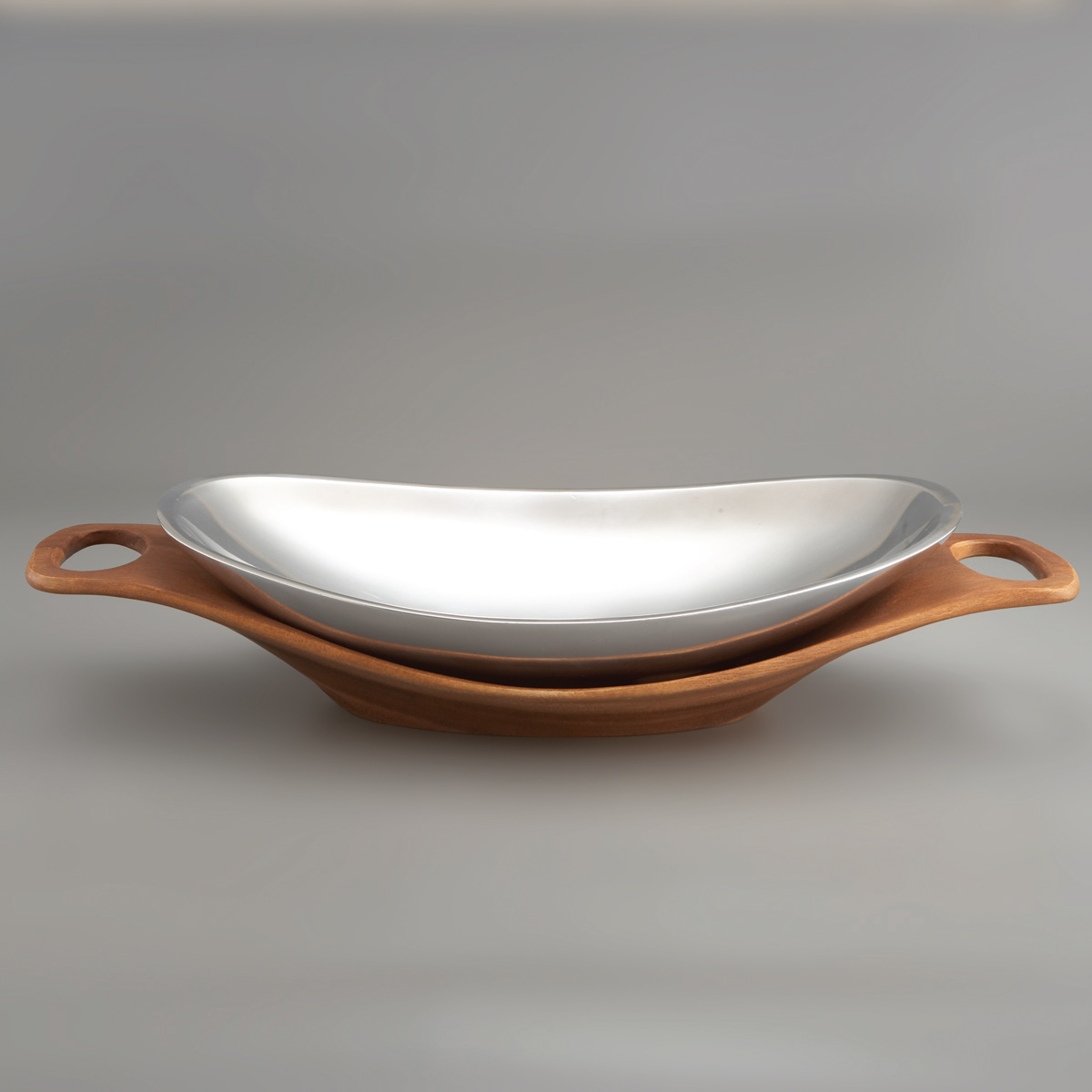 Alluring nambe bowl design dining ware nambe bowl serveware plus silverware ideas