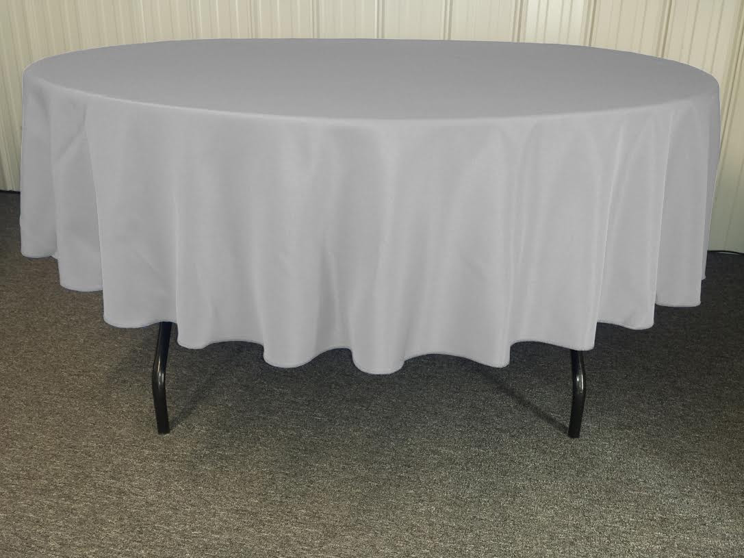 Amazing Color 90 Round Tablecloths With Bright Interior Colors For Dining Room Furniture Ideas