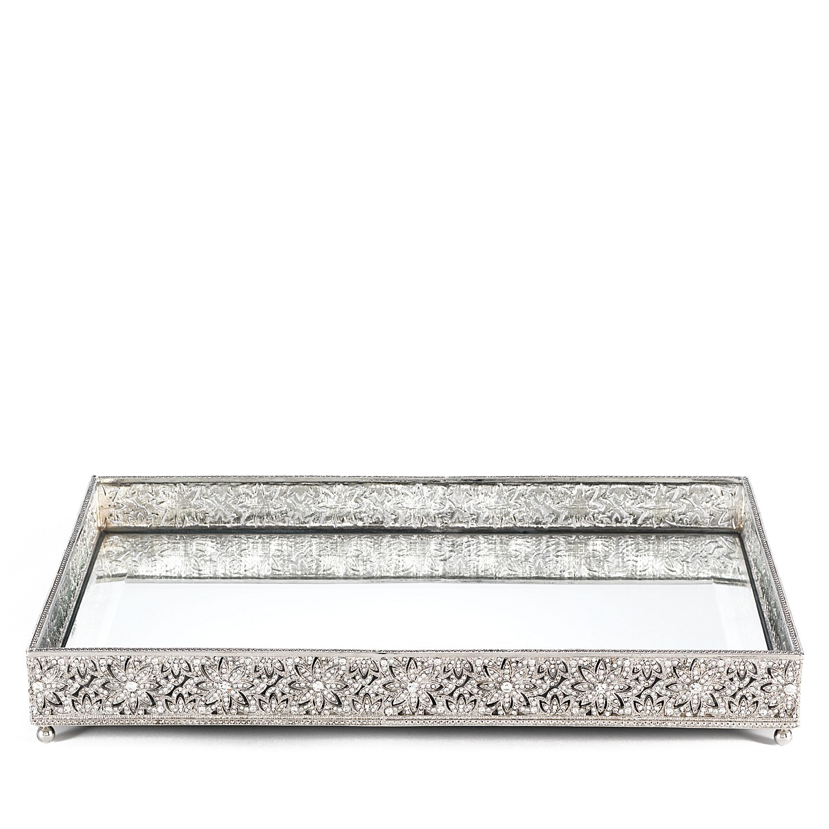 Amazing Design Mirror Tray With Modern Design