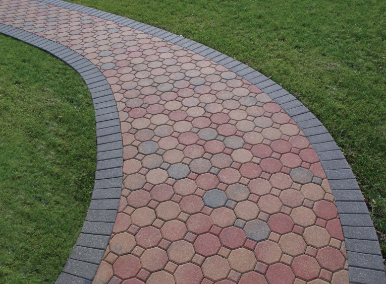 Appealing Pavers Home Depot For Outdoor Flooring Home Pavers