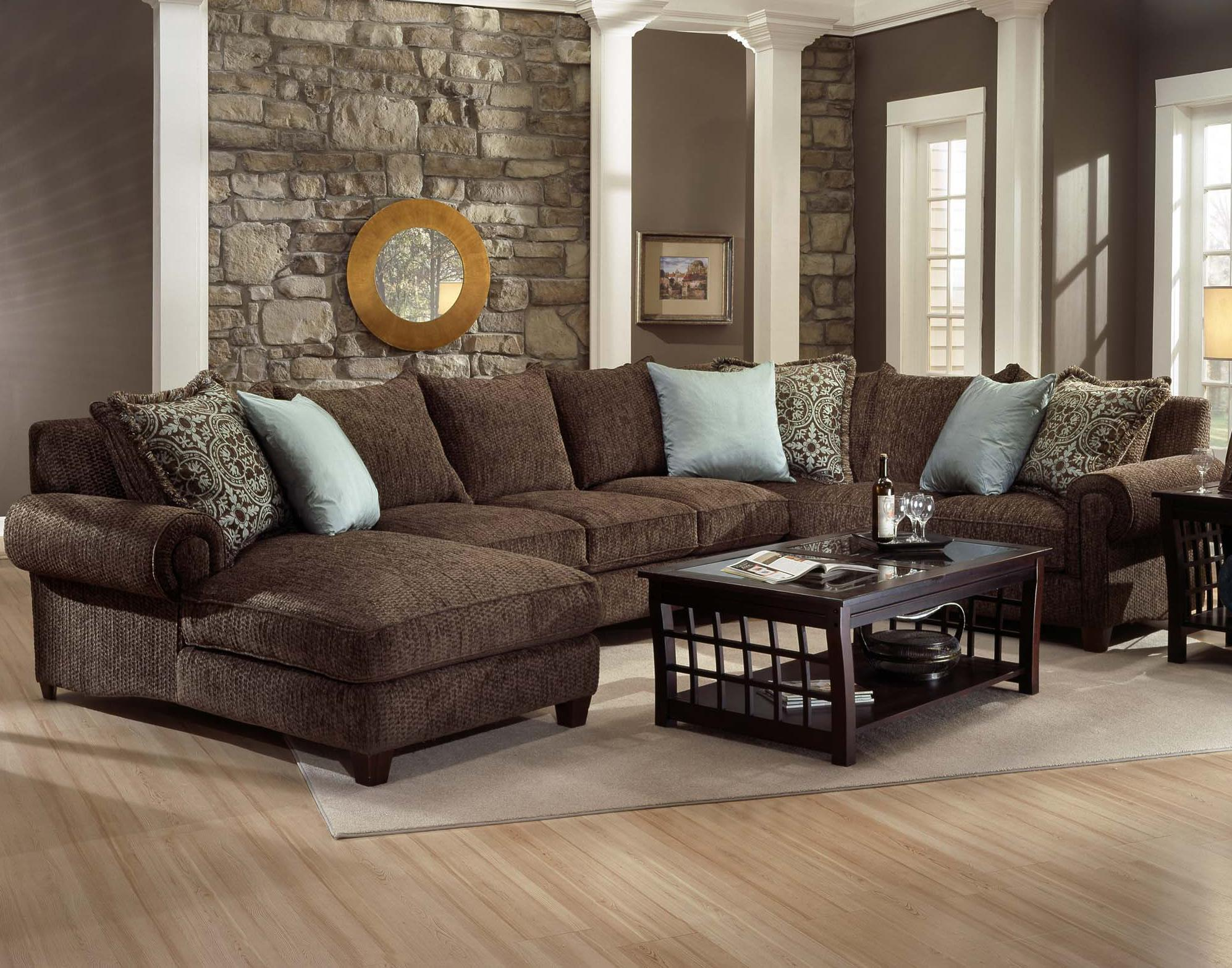 AppealingDesign sofas and sectionals with cushion and laminate flooring for living room Ideas