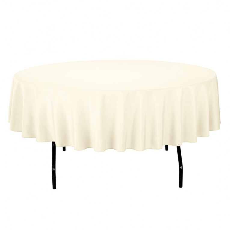 Astonishing Color 90 Round Tablecloths With Bright Interior Colors For Dining Room Furniture Ideas