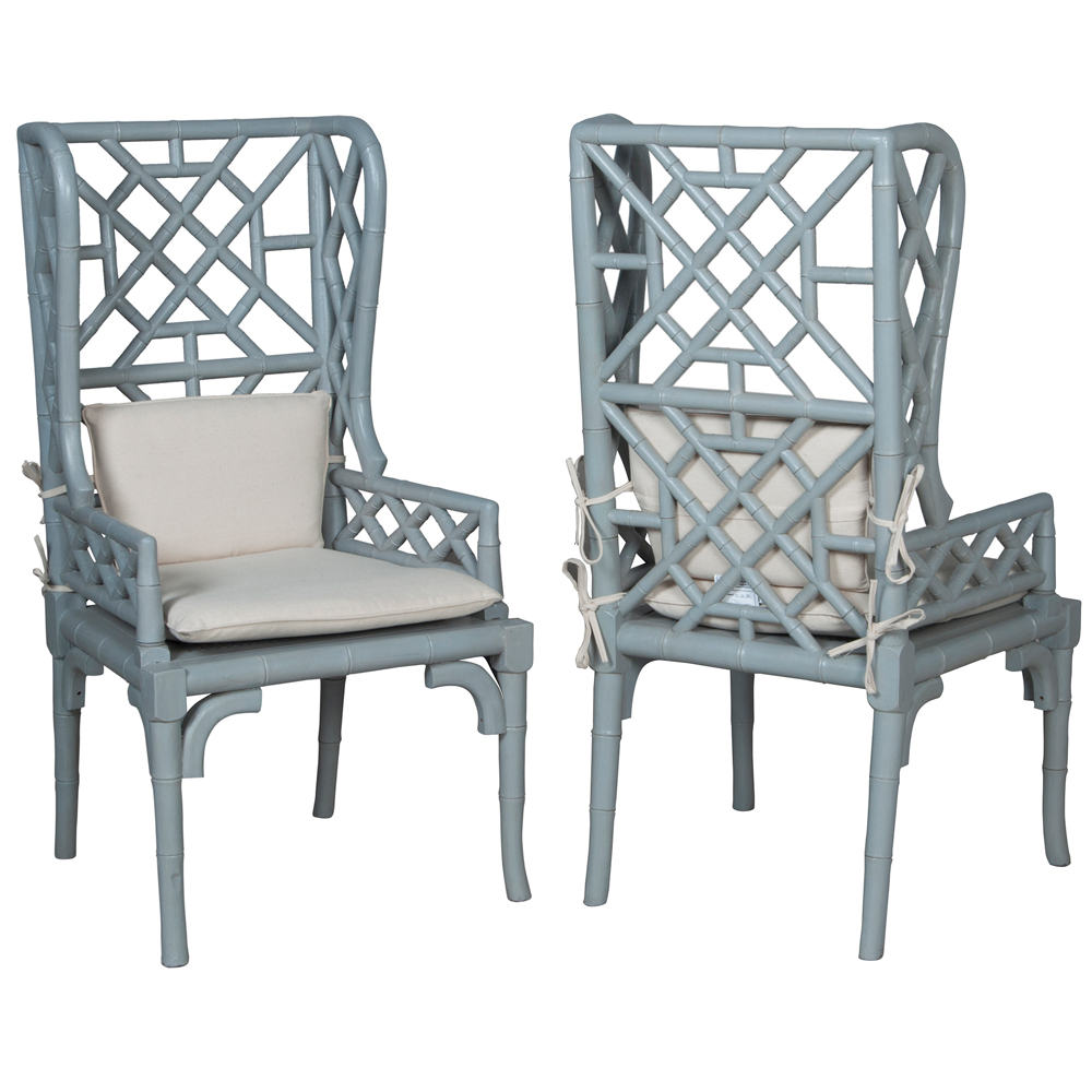 Astonishing wing back chair with Solid Strong wood Furniture Design for Dining chair and Living Room Chair Ideas