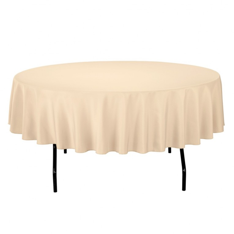 Awesome Color 90 Round Tablecloths With Bright Interior Colors For Dining Room Furniture Ideas