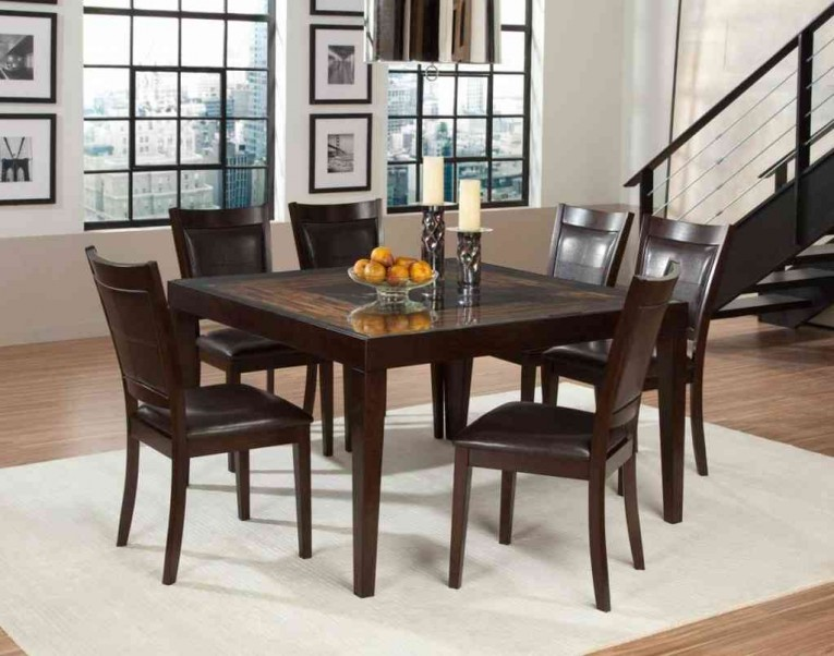 Awesome Natural Inspiration Dinette Depot Table Round Ideas