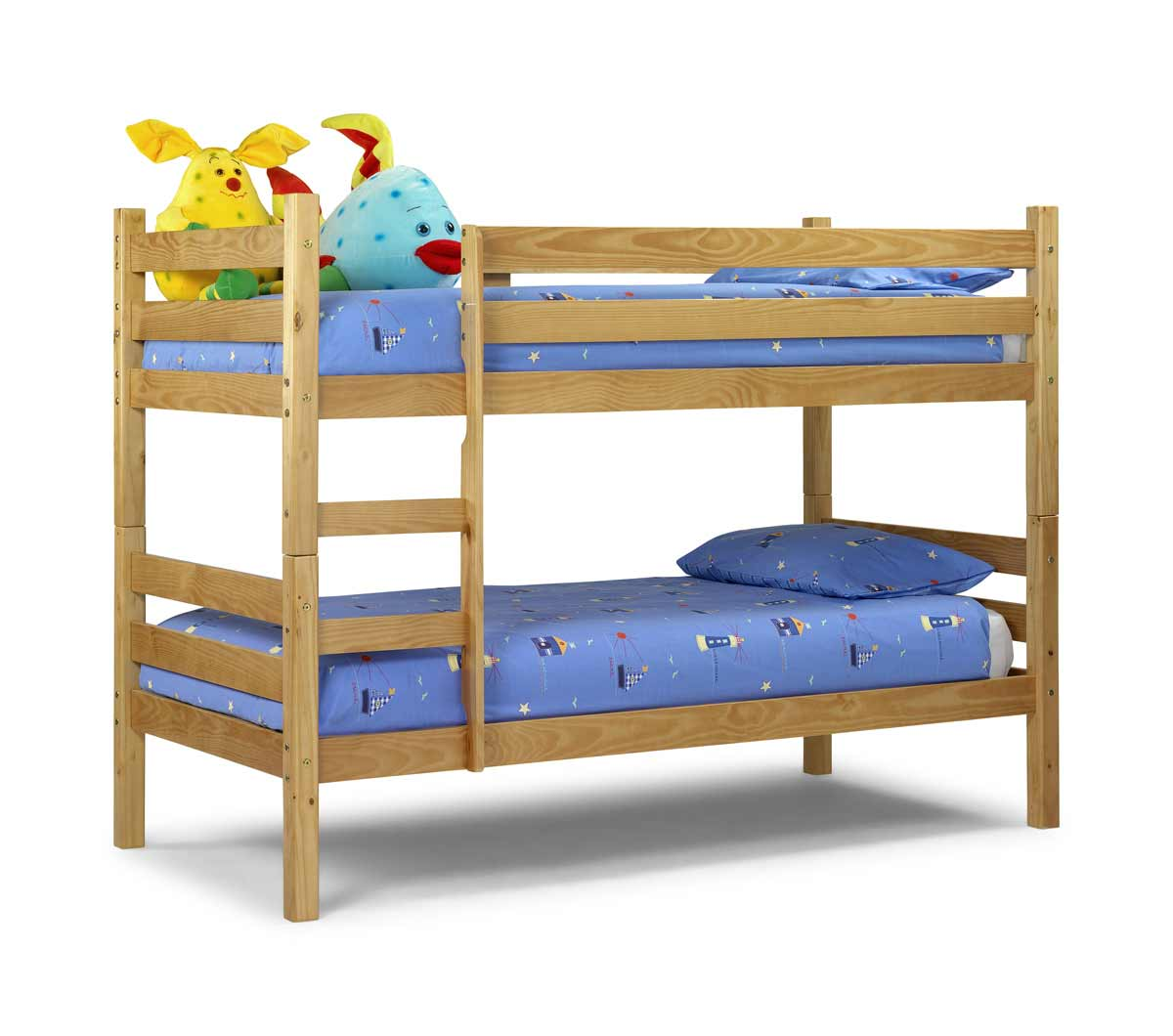 Best cheap bunk beds for kids with area rugs and laminate flooring combined with picture on the wall for kids bed room ideas
