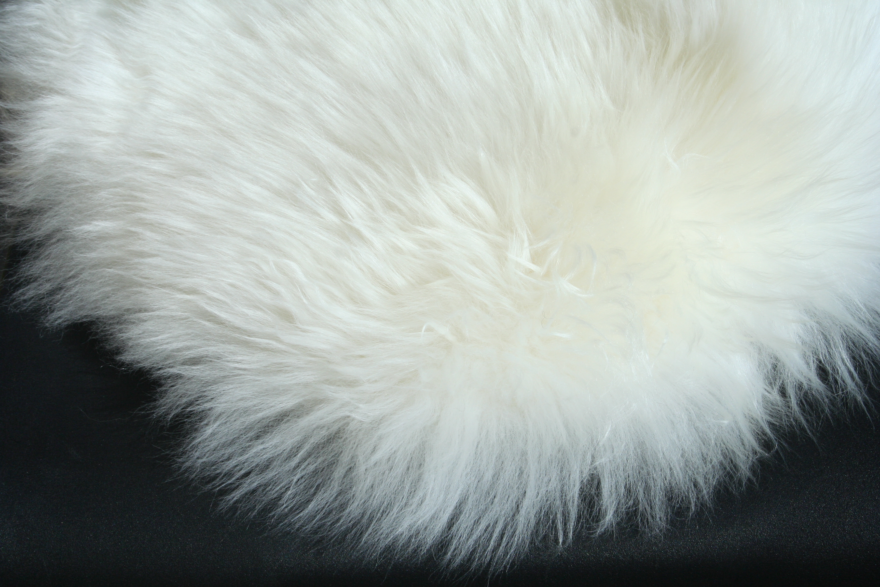 Best white fur rug with Best wooden laminate flooring and sofa chairs for living room Ideas