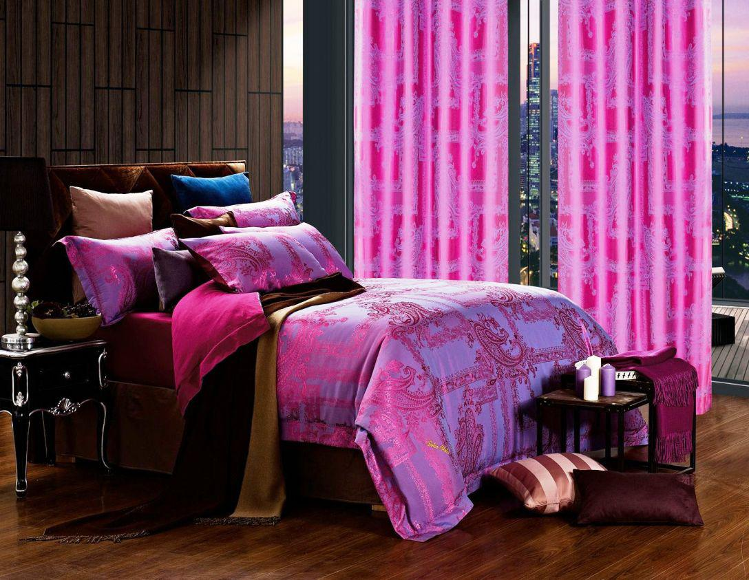 Breathtaking Queen And King Bed Size Bohemian Duvet Covers With Unique Pattern For Bed Room Furniture Ideas
