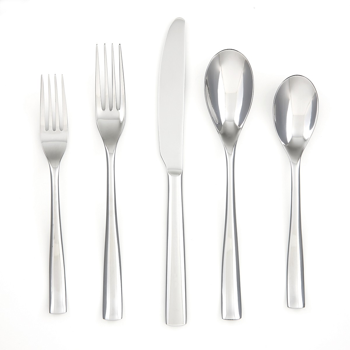 Breathtaking Cambridge Flatware 5 Pcs Silverware Flatware For Kitchen Or Dining Ideas