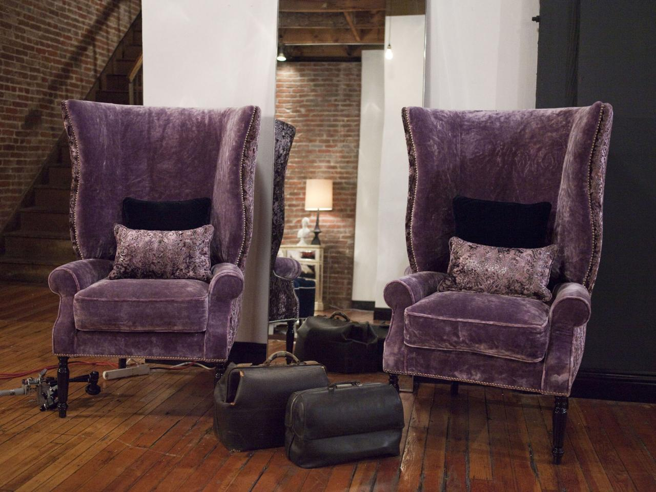 Captivating wing back chair with Solid Strong wood Furniture Design for Dining chair and Living Room Chair Ideas