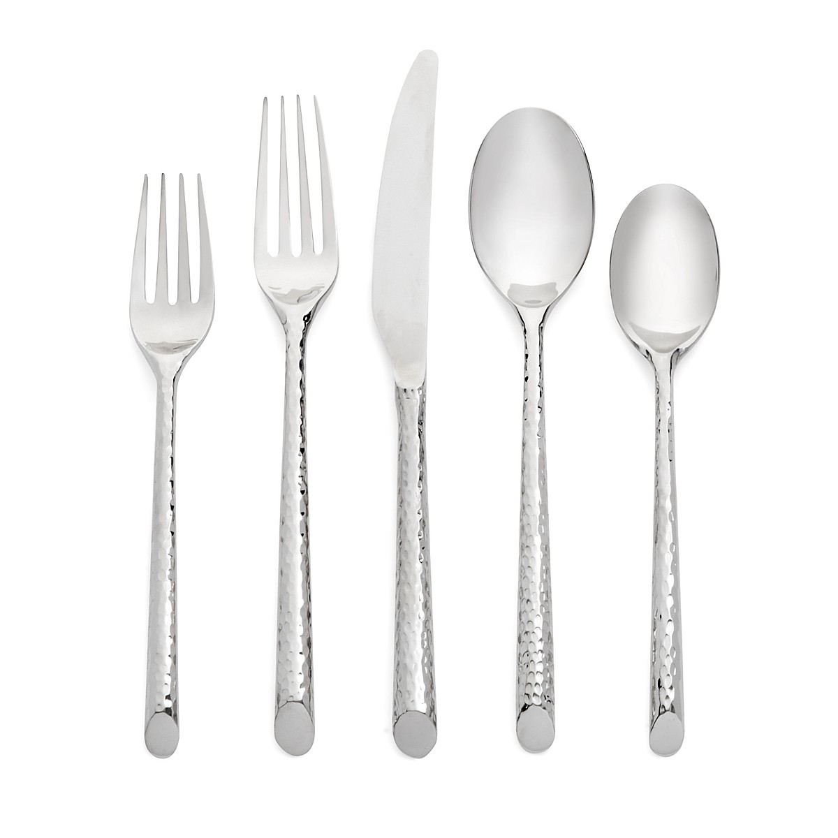 Charming cambridge flatware 5 pcs silverware flatware for kitchen or dining Ideas