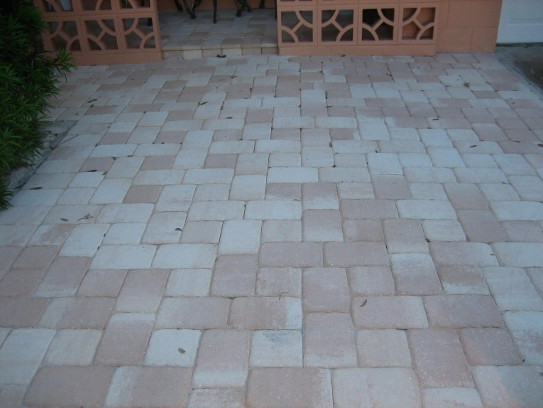 Charming Pavers Home Depot For Outdoor Flooring Home Pavers