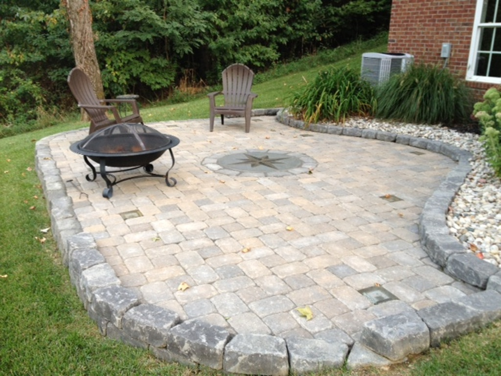 Classy pavers home depot for outdoor flooring home pavers