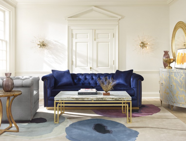 Comfy Bedroom Furniture Sets From Cynthia Rowley Home