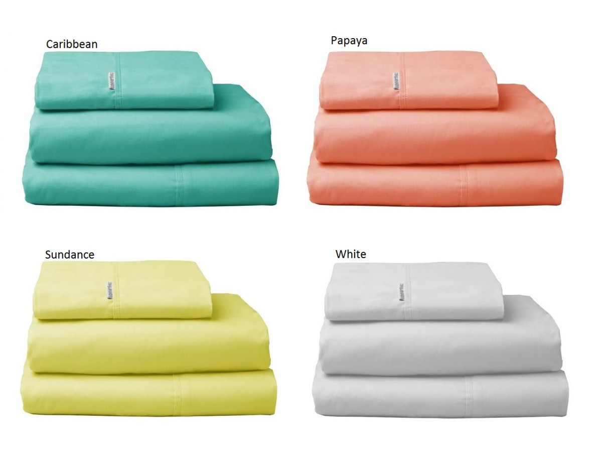 Comfy Cotton Percale Sheets With Amazing Combine Color Sheets Ideas