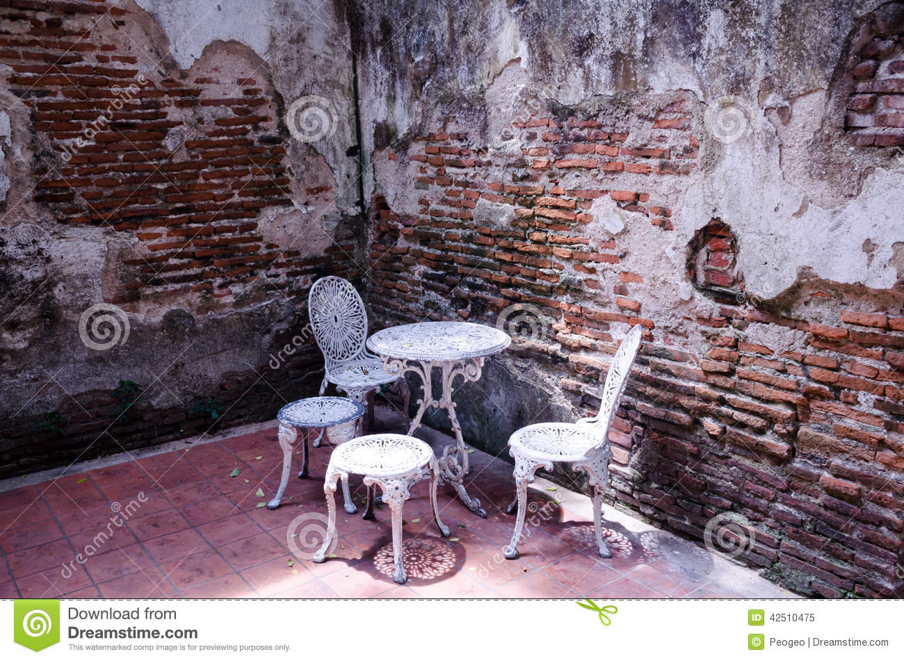 Comfy old brick furniture with elegant Design for Home Furniture Ideas