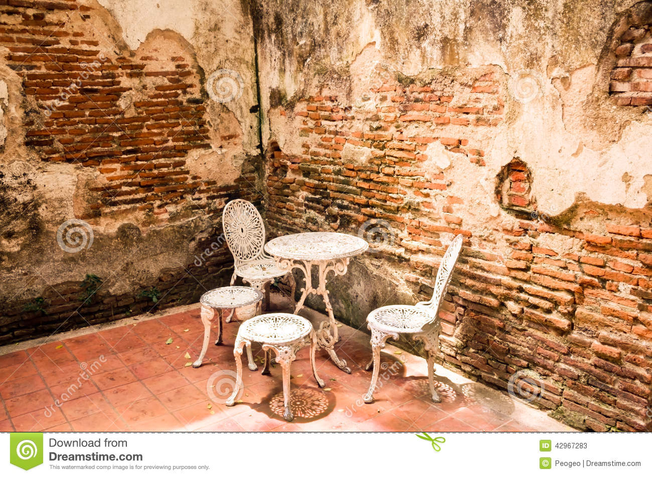 Cool old brick furniture with elegant Design for Home Furniture Ideas