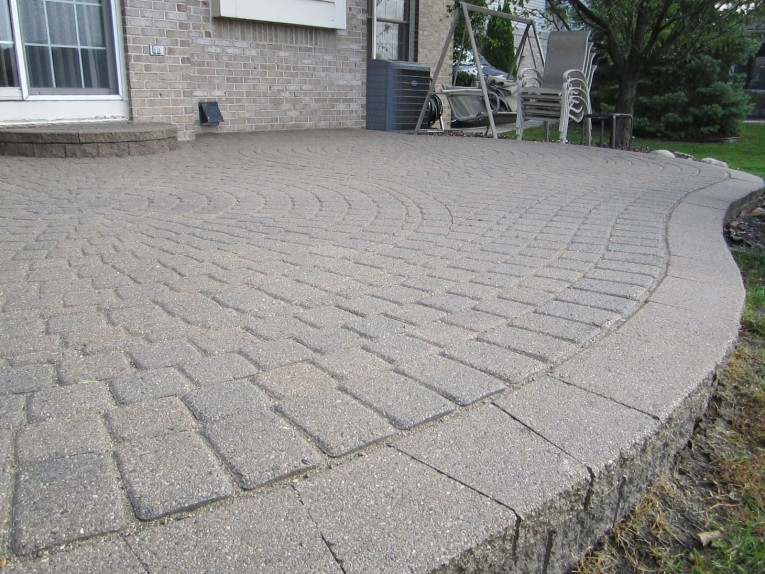 Cool Pavers Home Depot For Outdoor Flooring Home Pavers