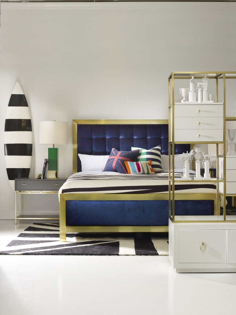 Cute Bedroom Furniture Sets From Cynthia Rowley Home