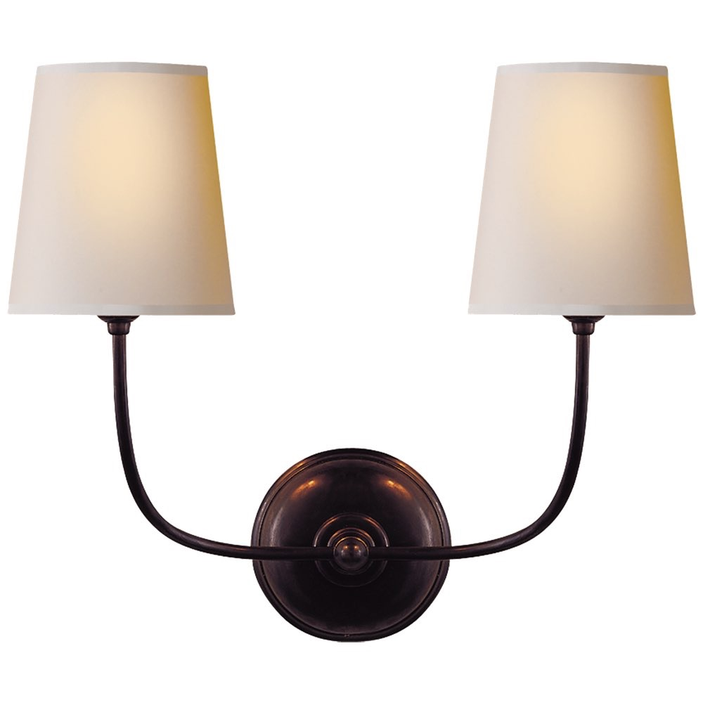 Elegant lamp visual comfort sconces for wall light decorating home ideas