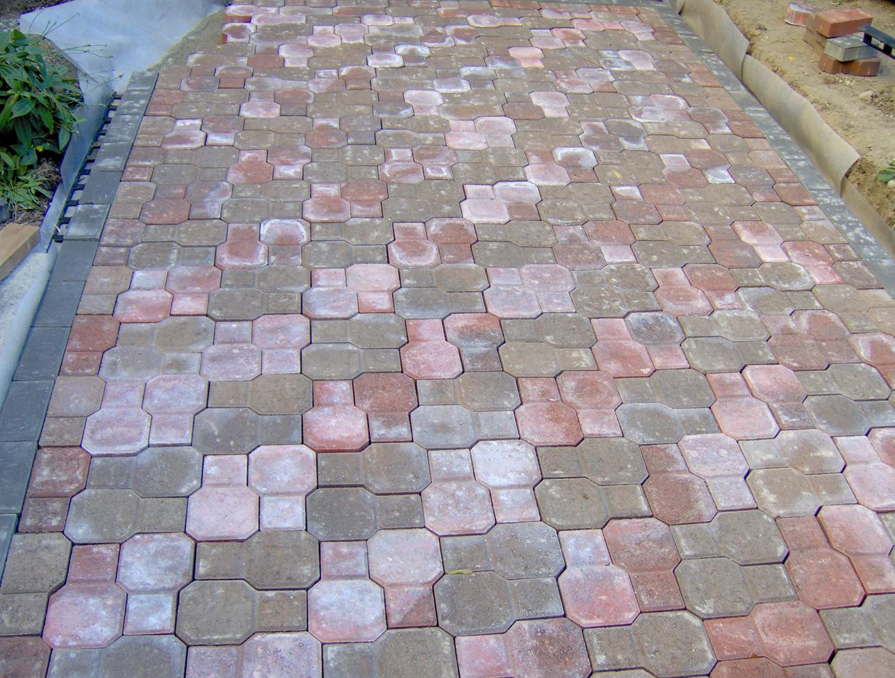 Elegant pavers home depot for outdoor flooring home pavers