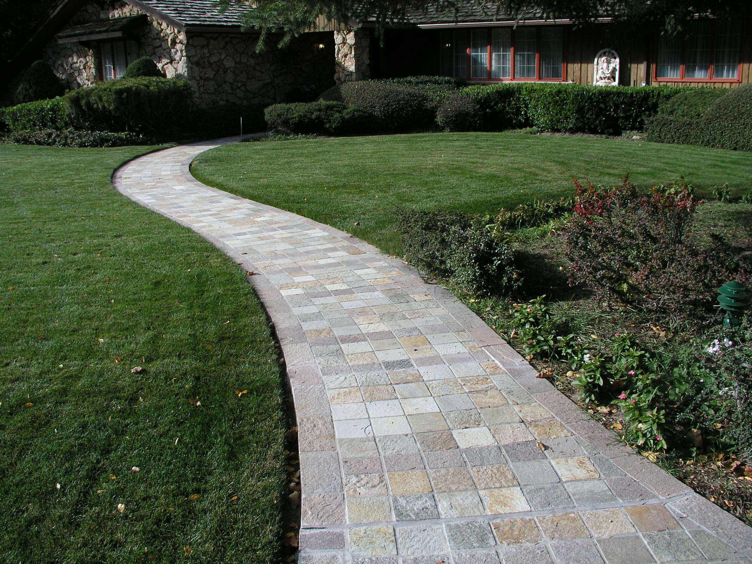 Fascinating Pavers Home Depot for Garden or Exterior: OLYMPUS DIGITAL CAMERA
