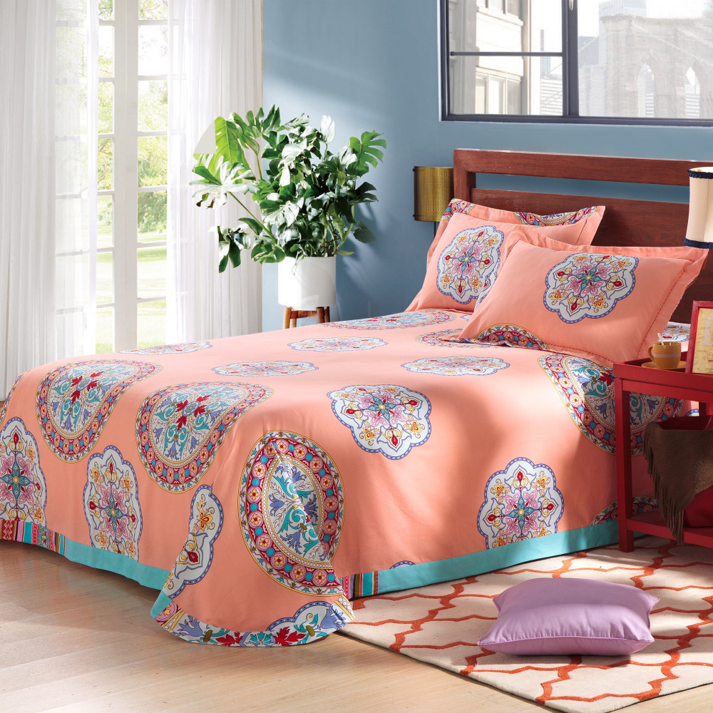 Endearing full comforter sets Bed queen size and king bedsize also pillows and cushion combined with headboards and curtains