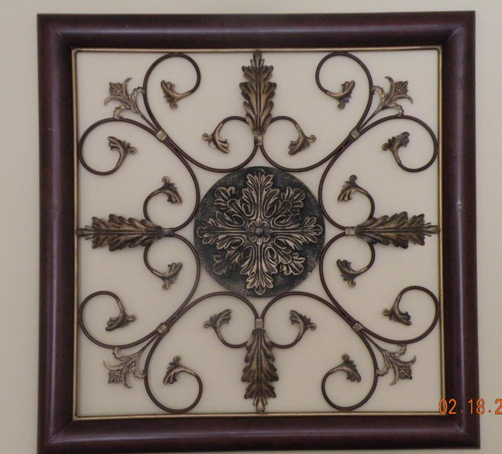 Engaging Wall Plaques With Antique Pattern Design For Wall Decorating Home  Ideas