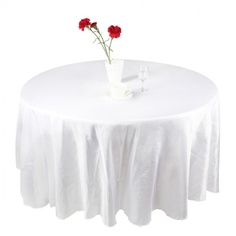Enticing Color 90 Round Tablecloths With Bright Interior Colors For Dining Room Furniture Ideas