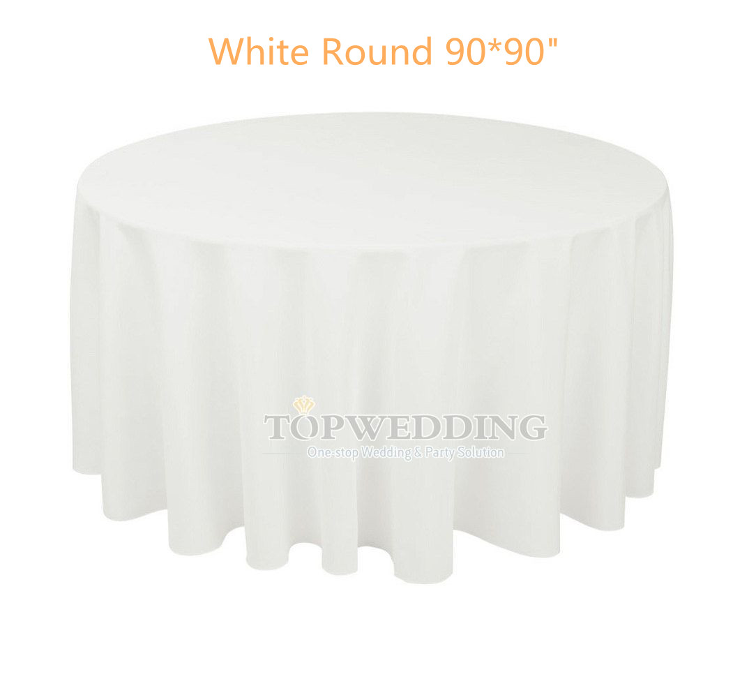 Excellent Color 90 round tablecloths with bright Interior Colors for Dining Room furniture Ideas
