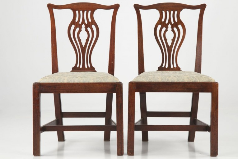 Fantastic Chippendale Chairs With Solid Strong Source With Fascinating Design For Living Room Ideas