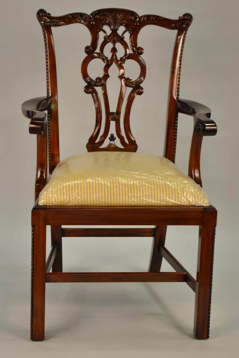 Fascinating Chippendale Chairs With Solid Strong Source With Fascinating Design For Living Room Ideas