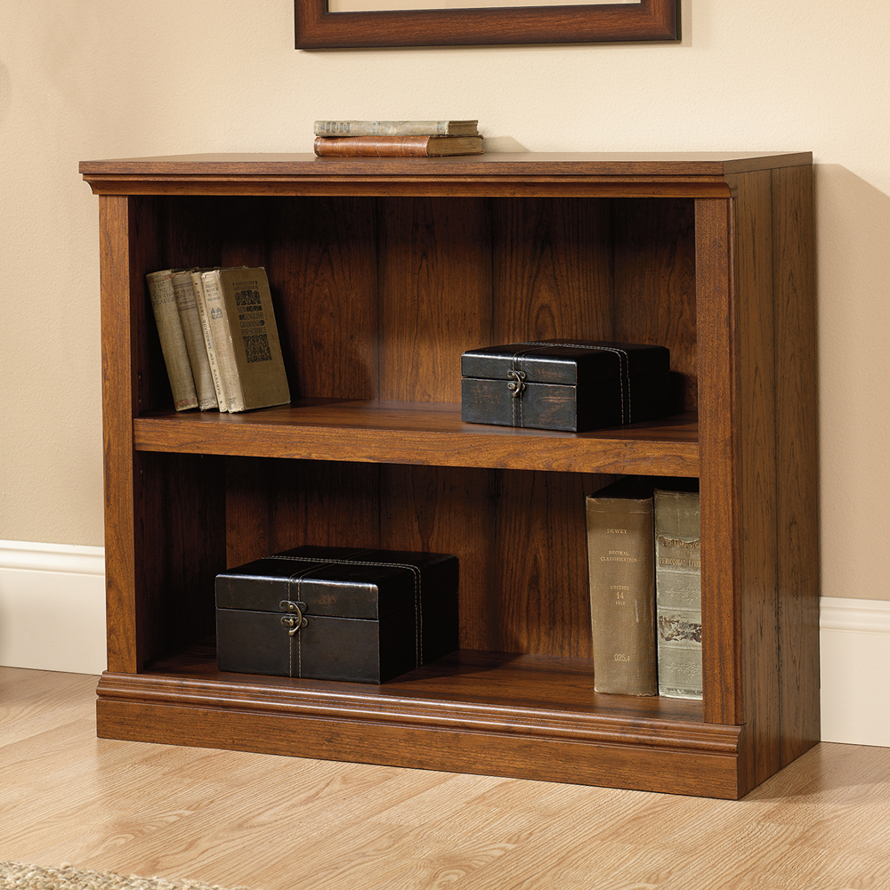 Fascinating sauder bookcases with rugs and laminate flooring plus window treatments for Living Room Ideas