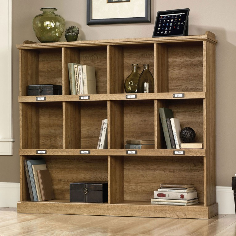 Great Sauder Bookcases With Rugs And Laminate Flooring Plus Window Treatments For Living Room Ideas