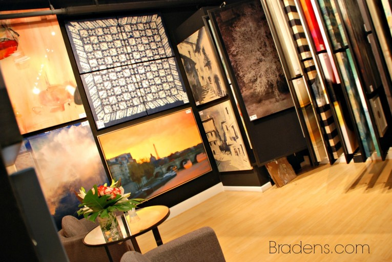 Nice Cindy Hamby Leftbank Art Combined With Wall Art And Lamps Or Pillows