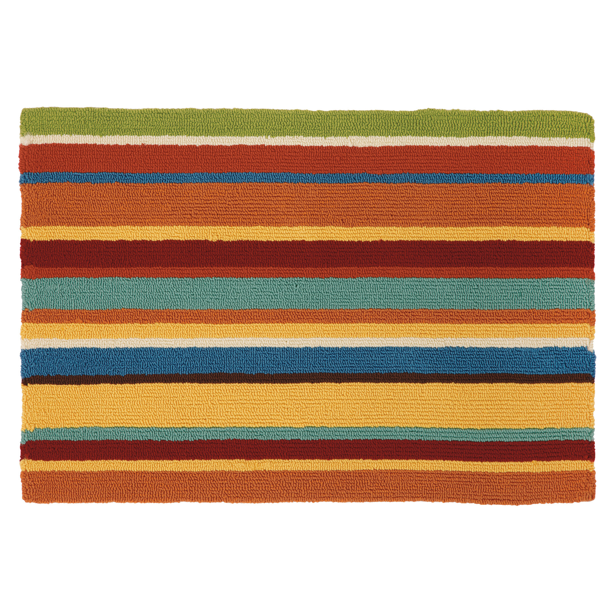Orange Stripe Color Decorative Design company c rugs with harmony colors for indoor or outdoor ideas