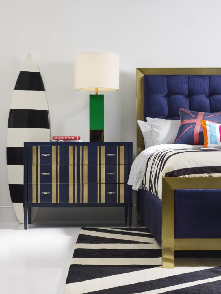 Adorable Bedroom Furniture Sets From Cynthia Rowley Home