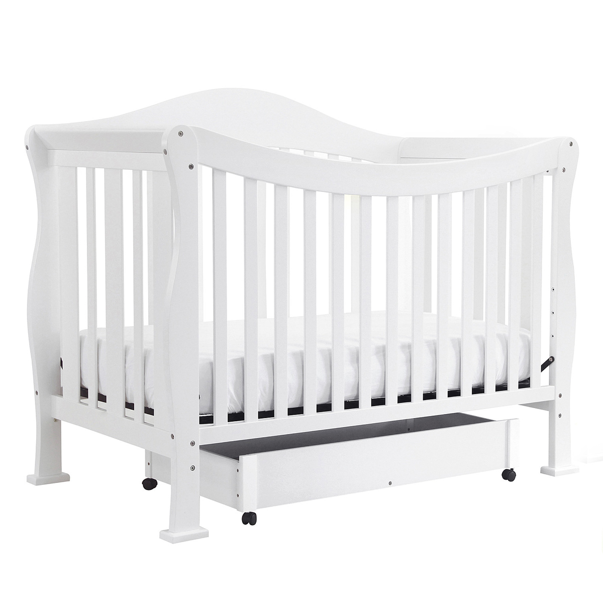 adorable white simplybabyfurniture