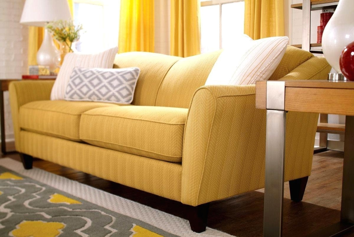 beautiful yellow sectional sofa covers