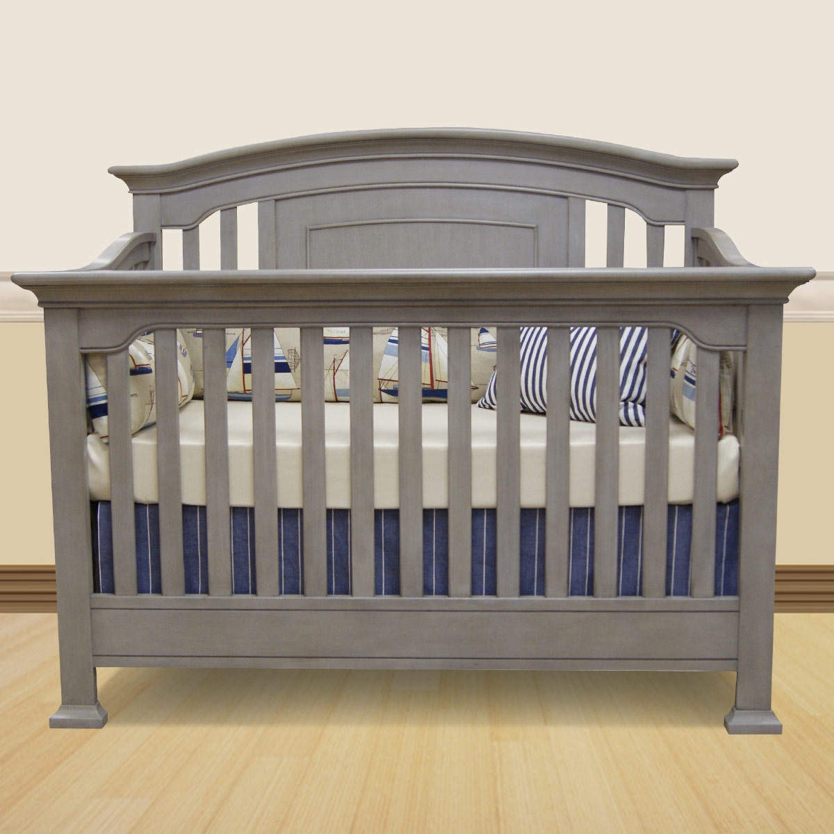 big gray wood simplybabyfurniture
