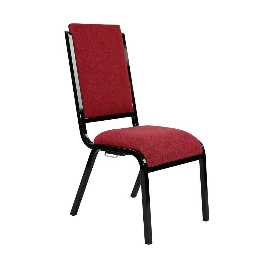 black and red reeds furniture chair