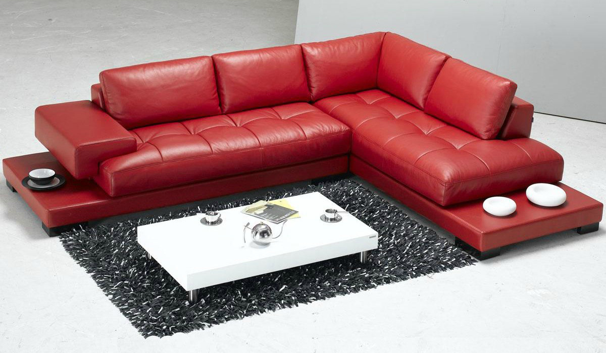 lovely red sectionals sofas with white rectangular lowes design table plus black rugs