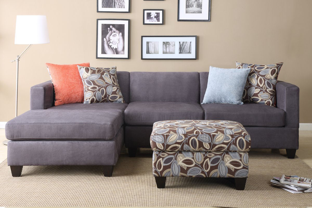 Lovely Sectionals Sofas And Freestands Lamps